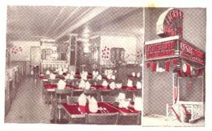 Lichee Wan, New York City, New York, NY, USA, Chinese Restaurant Postcard Pos...