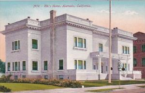 California Alameda Elk's Home