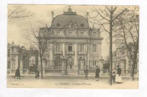 La Caisse d'Epargne, Troyes (Aube), France, 1900-1910s