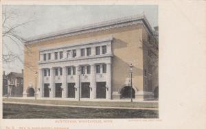 MINNEAPOLIS , Minnesota , 1901-07 ; Auditorium