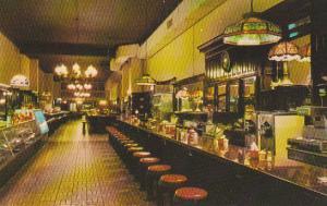 Interior REEVES Coffee Shoppe , Washington D.C. 40-60s