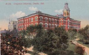 Nebraska Omaha Creighton University