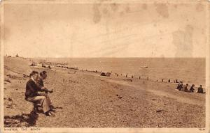 England Minster, The Beach, Swale