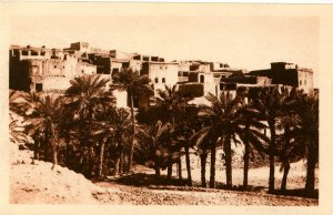 Morocco - Figuig. Southwest View