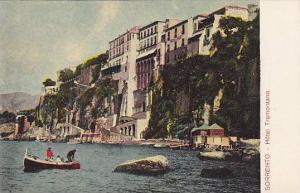 SORRENTO, Hotel Tramontano, Naples, Campania, Italy, 00-10s