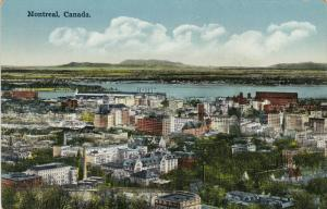 MONTREAL , Quebec , Canada , 00-10s Panorama view
