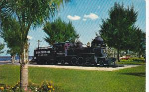 Famous Locomotive City Of Bradenton Florida