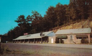 MANSFIELD, Pensylvania 50-60s Peter Pan Motel & Restaurant