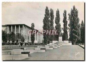 Postcard Modern Paris while strolling La Porte Doree The Museum of the Coloni...