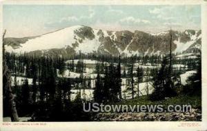 Continental Divide, Colorado Post Card     ;     Continental Divide, CO