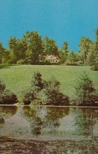 Connemara Residence Of The Late Carl Sandburg Flat Rock Ashville North Carolina