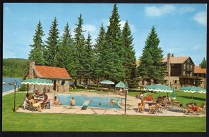 Quebec VAL-DAVID Hotel LA SAPINIERE - Chrome