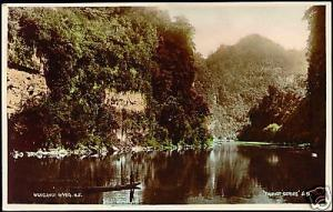 new zealand, WANGANUI, River Scene (1930s) RPPC