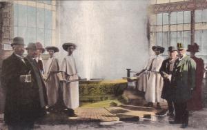 KARLSBAD, Bohemia, Czech Republic, 1900-10s ; Fountain