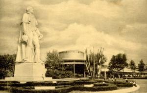 NY - 1939 New York World's Fair. The Borden Exhibit