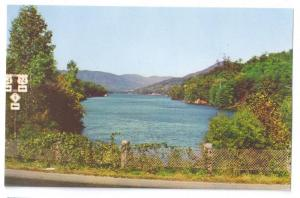 Lake Lure Tryon Bay NC US 74 North Carolina Blue Ridge Mts
