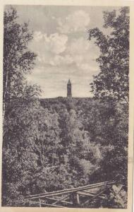 Panorama, Himmelbjerget, Denmark, 1910-1920s