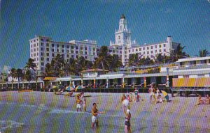 The Stately Roney Plaza Hotel Miami Florida