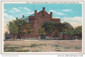 Gymnasium and Armory University Of Wisconsin Madison Wisconsin