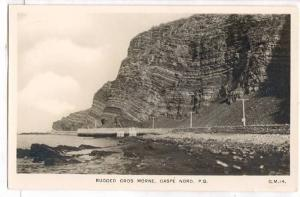RP, Rugged Gros Morne, Gaspe Nord, Quebec, Canada, PU-1953