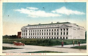 Washington D C New Agricultural Buidling 1918