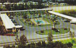 Towne & Counyry Motel Pool Fort Lauderdale Florida