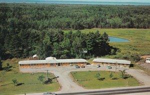 NORTH BAY , Ontario , 1930-60s , Pine Hill Motel