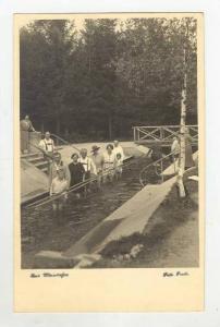Bad Wörishofen , Unterallgäu, Bavaria, Germany 1920s,Wading pool
