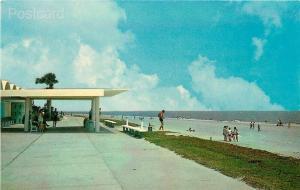GA, Jekyll Island, Georgia,  Jekyll Island Beach, Beach House, Tichnor No K-1058