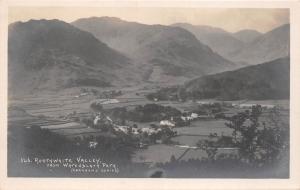 BR64445 rosthwaite valley from watendlath path    uk
