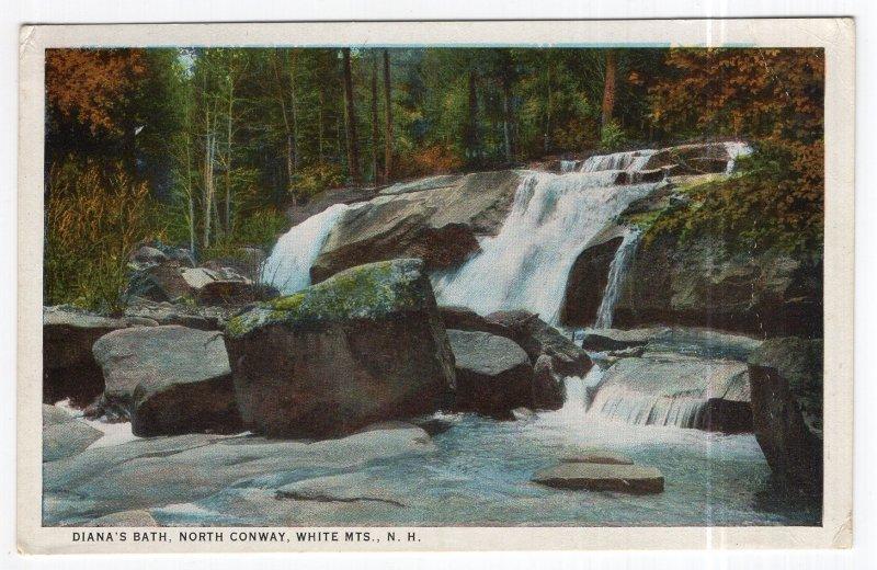 Diana's Bath, North Conway, White Mts., N.H.