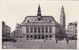 Hotel De Ville, Charleroi (Hainaut), Belgium, 1900-1910s