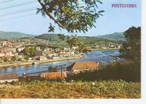 Postal 048667 : Pontevedra. Avenida del Uruguay. Malecon