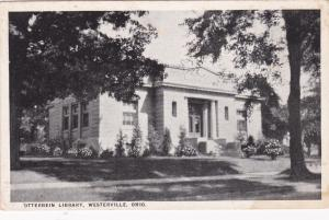 WESTERVILLE , Ohio , 10-30s ; Otterbein Library