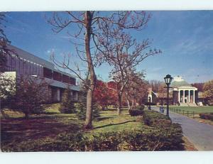 Pre-1980 MORRIS LIBRARY AT UNIVERSITY OF DELAWARE Newark Delaware DE L8654