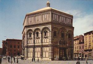 The St John Batistry Firenze Italy