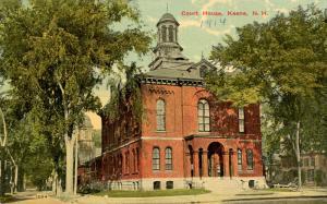 NH - Keene. Court House