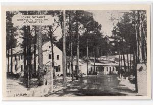 Whispering Pines, Accomac VA