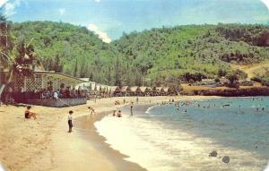 Oriente Cuba Playa Siboney Beach Postcard