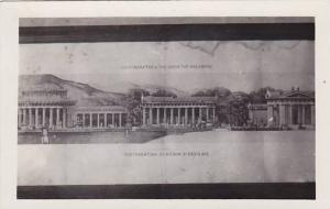 RP, Restauration Du Hieron D' Esculape, Greece, 1920-1940s