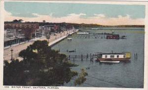 Florida Daytona Water Front
