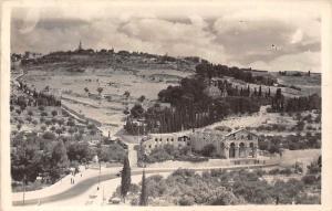 Israel Jerusalem Mount of Olives 1943