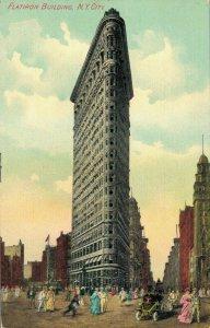 USA Flatiron Building New York City 03.81