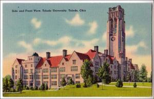 Toledo University OH
