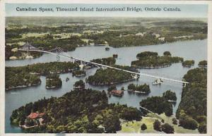 Canadian Spans, Thousand Island International Bridge,  Ontario, Canada,00-10s