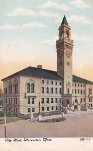 Massachusetts Worcester City Hall