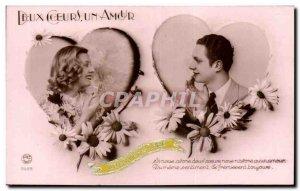 Postcard Old Women Fancy Birthday