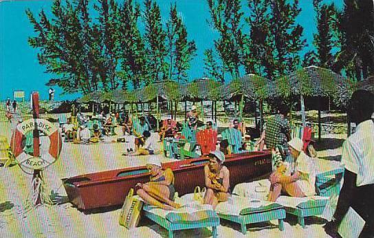 Paradise Beach Nassau 1963