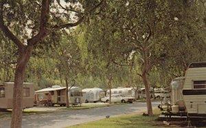 ANAHEIM , California , 1950-60s ; Trailerland Park