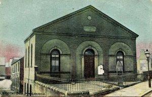 UK - England, Boothtown. P.M. Church